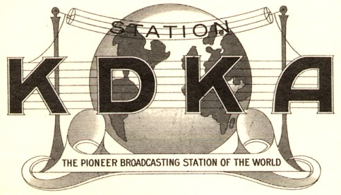 KDKA's radio station logo