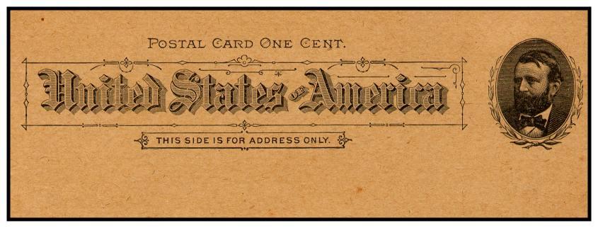 post card history